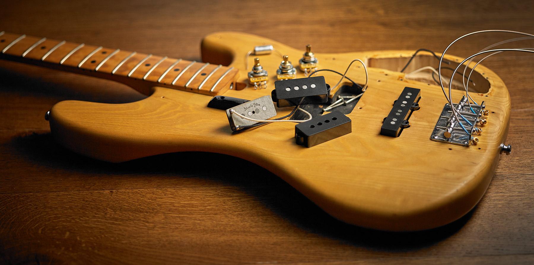 bass guitar pickups alexander pribora guitar pickups. Black Bedroom Furniture Sets. Home Design Ideas