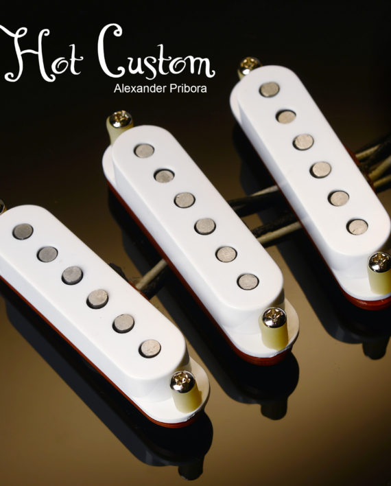 Hot Custom pickup set | Alexander Pribora Guitar Pickups